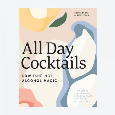 All Day Cocktails Book by Byrne and Tesar