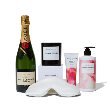 Ultimate Moet Chandon Pamper Hamper