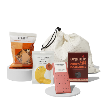 Be Happy Luxury Xmas Gift Hamper | Made in Melbourne