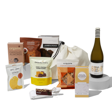 Be Merry | Luxury Christmas Gift Hamper w Prosecco