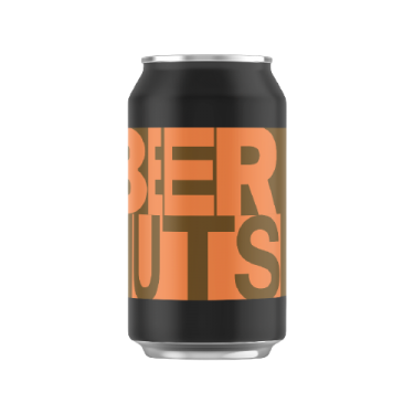 Beer Nuts in a Can Jamaican Jerk Style 160g