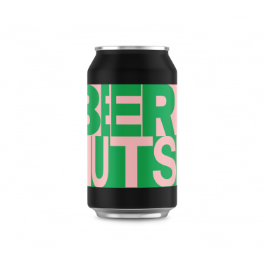 Beer Nuts in a Can Korean BBQ 160g