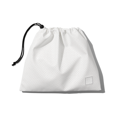 beauty's got soul large drawstring bag