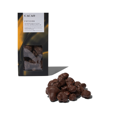 Cacao Salted Caramel Popcorn 100g