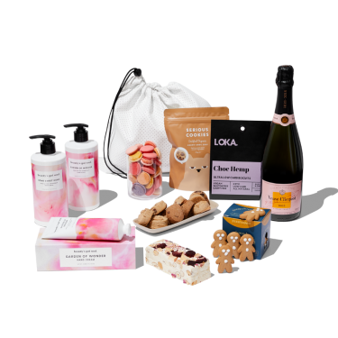 Celebrate Good Times Christmas Hamper by beauty's got soul.