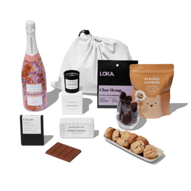 Chandon Seafolly Rose Gift Hamper by beauty's got soul.