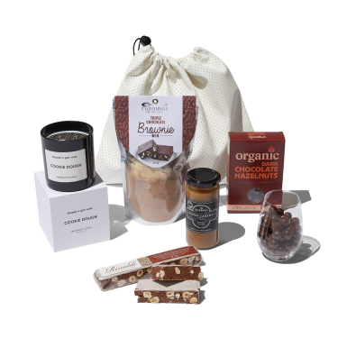 Chocolate Brownie Gift Hamper