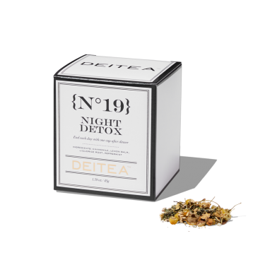 Deitea No19 Night Detox Tea