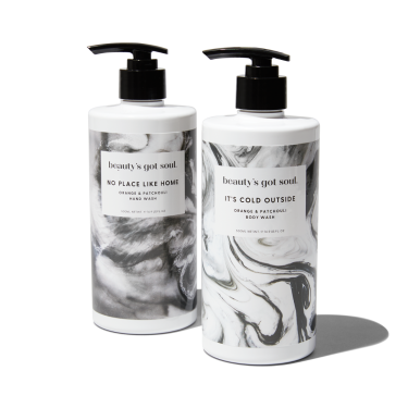 Dreams Can Come True Gift Set with Hand Wash and Body Wash