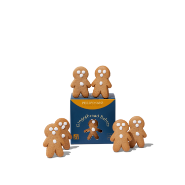 Perryman's Bakery Gingerbread Babies 70g
