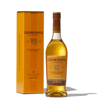 Glenmorangie The Original Single Malt Scotch Whisky 10 YO
