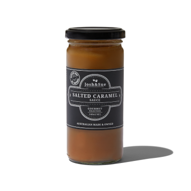 Josh and Sue Caramel Sauce 240ml