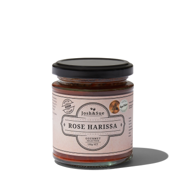 Josh and Sue Rose Harissa 180g