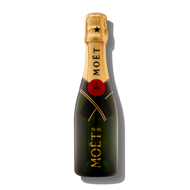 Moet & Chandon Piccolo of French Champagne 200ml