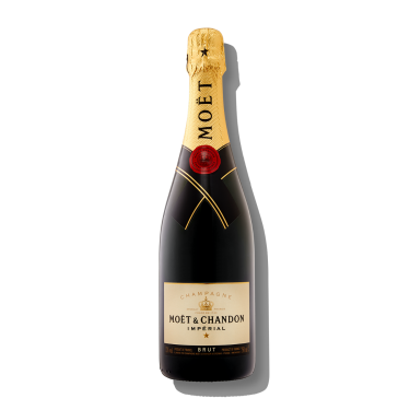 Moet & Chandon Brut Imperial French Champagne 750ml as an extra to a gift