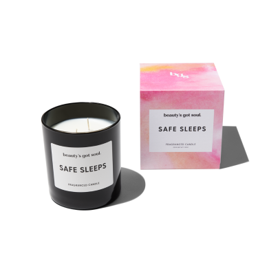 Safe Sleeps Fragranced Maxi Candle 290g Gift Boxed