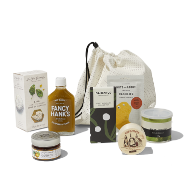 Send a Delicious Gift | Savoury Snacks for Cheese Gift Hamper