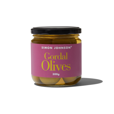 Simon Johnson Gordal Olives 300g