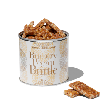 Simon Johnson Buttery Pecan Brittle 280g