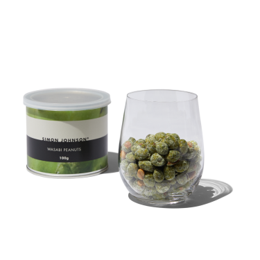 Simon Johnson Wasabi Peanuts 100g