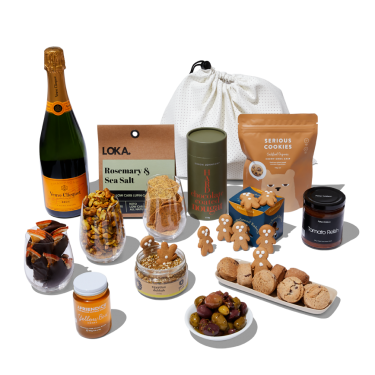 The Executuve Christmas Hamper by beauty's got soul.
