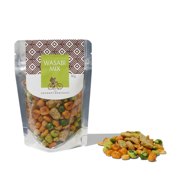 The Ultimate Wasabi Mix by the Gourmet Merchant 80g