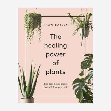 The Healing Power of Plants Book by Fran Bailey