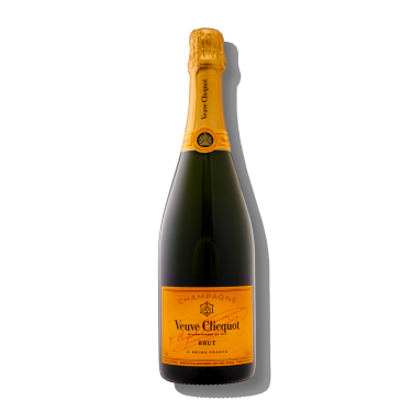 Veuve Clicquot Ponsardin Yellow Label French Champagne 750ml