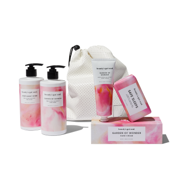 You Are Worth It Bath and Body Gift Set