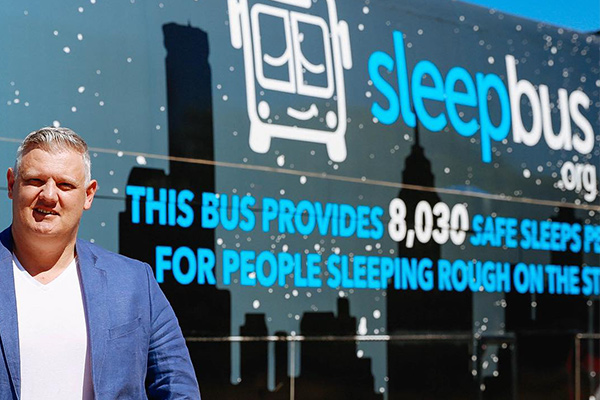 beauty's got soul proudly supports sleepbus